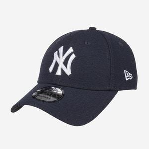 뉴에라 MLB 뉴욕 양키즈 로고 볼캡(42번 패치), NEW ERA MLB NEWYORK YANKEES 9FORTY CAP - 풋셀스토어
