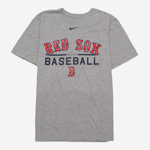 나이키 MLB 보스톤 레드삭스 로고 반팔티, NIKE MLB BOSTON T-SHIRT - 풋셀스토어