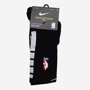 나이키 엘리트 파워 크루 NBA 삭스, NBA ELITE POWER CREW SOCKS, SX7585-010 - 풋셀스토어