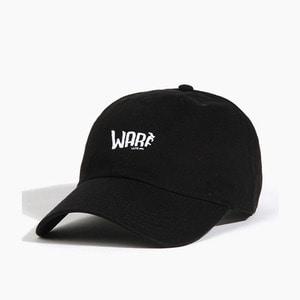 [WARF] Warf Mfg Logo Cap Black, 워프 모자 - 풋셀스토어
