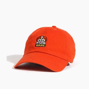 [WARF] Warf Duke Cap Orange, 워프 모자 - 풋셀스토어