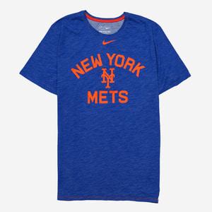 나이키 MLB 뉴욕메츠 드라이핏 반팔티, NIKE NEWYORK METS T-SHIRT - 풋셀스토어