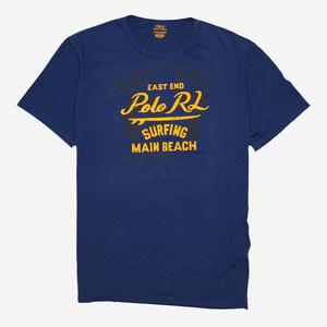 랄프로렌 폴로 서핑 반팔티, POLO SURFING BEACH T-SHIRT - 풋셀스토어