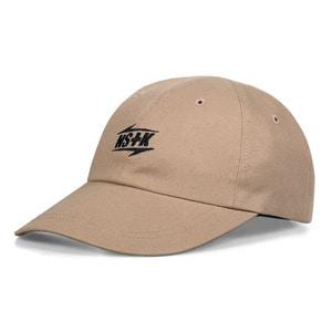 네스티킥, NSTK LT LOGO CAP BEIGE (NK18A074H) - 풋셀스토어