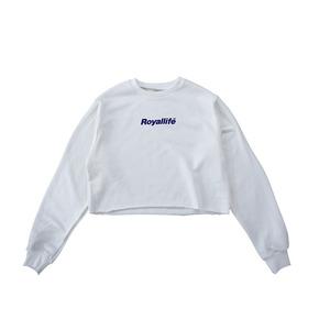 [로얄라이프] RLCR301 -  로얄라이프 로고 크루넥 셔츠 - 3 컬러 - 풋셀스토어