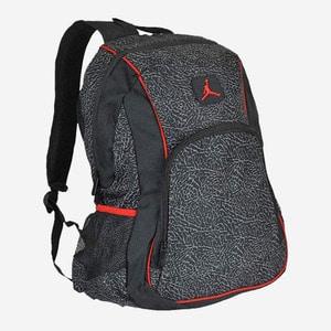 조던 코끼리 패턴 백팩, Jordan Elephant Backpack, 9A1223-391 - 풋셀스토어