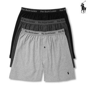 랄프로렌 폴로 3팩 언더웨어, Polo Ralph Lauren Underwear 3Pack - 풋셀스토어