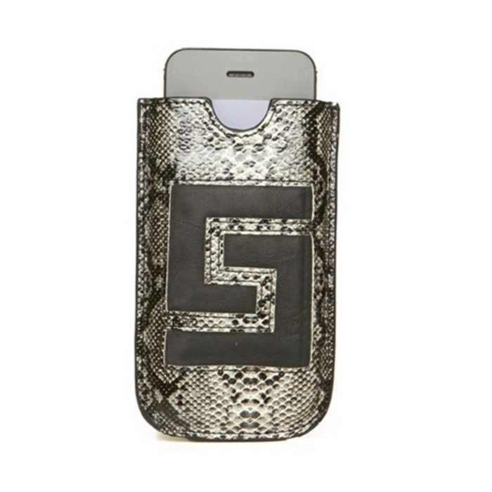 [크룩스앤캐슬]CROOKS & CASTLES Iphone Sleeve  -  Reptillo - 풋셀스토어