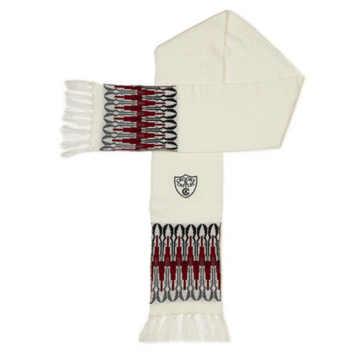 [크룩스앤캐슬]CROOKS & CASTLES Mens Woven Scarf - Rifleman [2] - 풋셀스토어