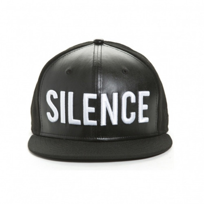 [블랙스케일]BLACK SCALE SILENCE NEW ERA SNAPBACK - 풋셀스토어