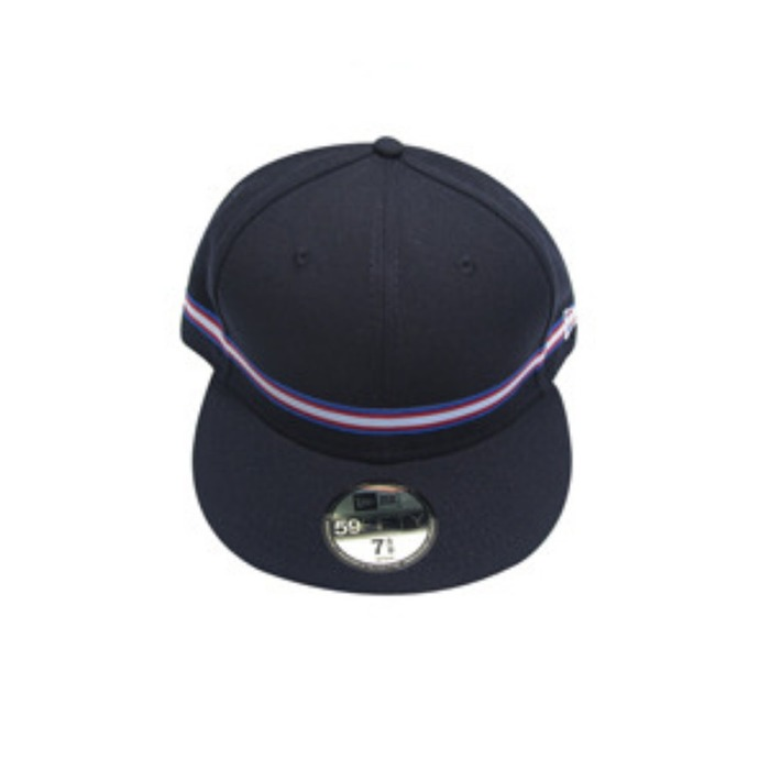 [크룩스앤캐슬]CROOKS & CASTLES HORSEBIT STRIPE CAP [2] - 풋셀스토어