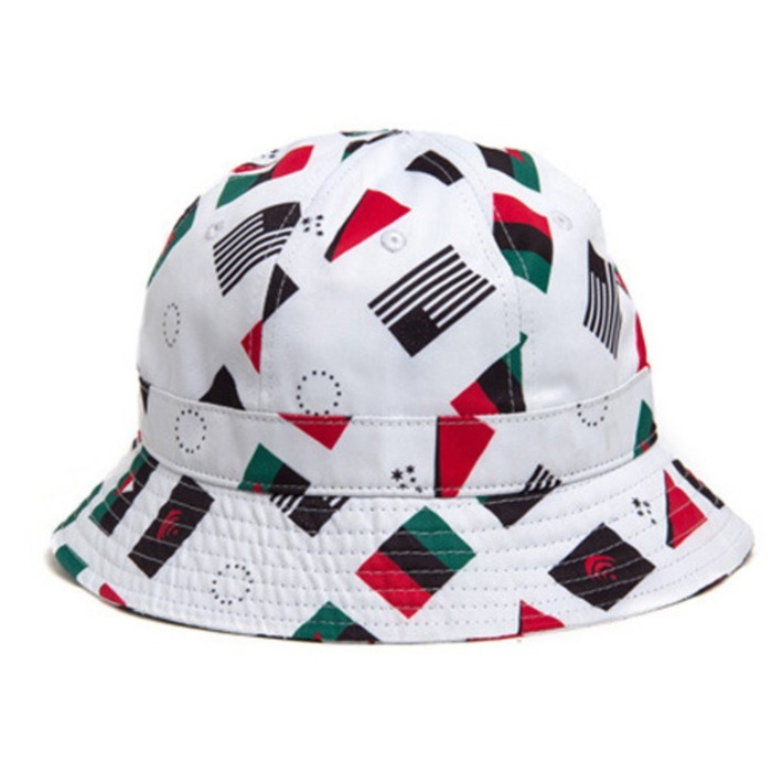 [블랙스케일]BLACK SCALE Pandemic Bucket Bucket, White - 풋셀스토어