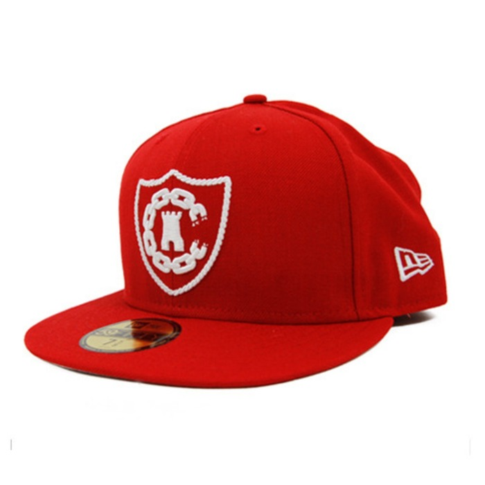 [크룩스앤캐슬]CROOKS & CASTLES CREST CHAIN C NEW ERA [1] - 풋셀스토어