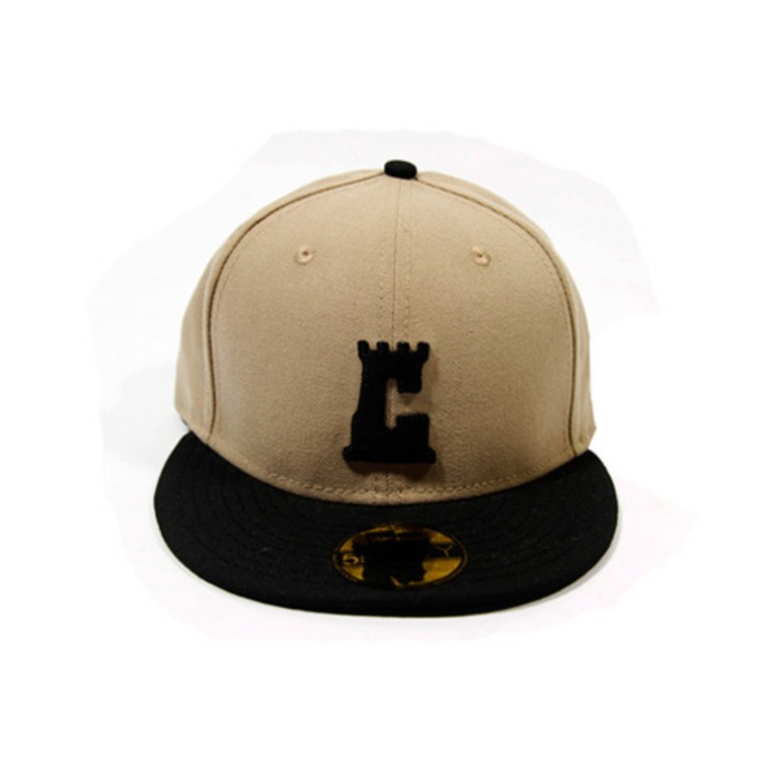 [크룩스앤캐슬]CROOKS & CASTLES ROOK FITTED NEW ERA [4] - 풋셀스토어
