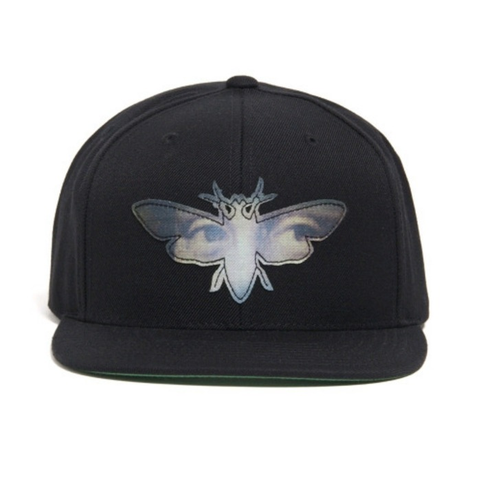 [블랙스케일]BLACK SCALE Abduction Snapback (Black) - 풋셀스토어
