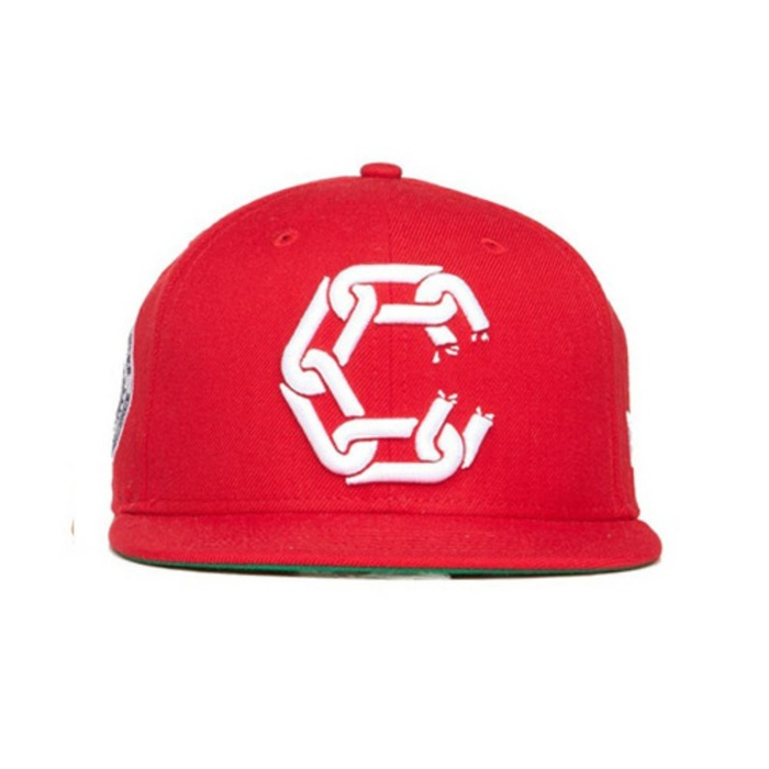 [크룩스앤캐슬]CROOKS & CASTLES NEW CHAIN C NEW ERA [2] - 풋셀스토어