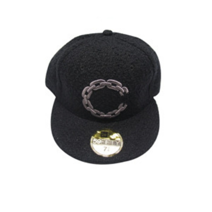 [크룩스앤캐슬]CROOKS & CASTLES 10HO CHAIN C FITTED NEWERA [1] - 풋셀스토어