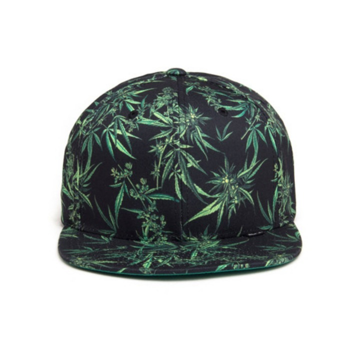 [블랙스케일]BLACK SCALE 420 Sativa Strapback Blk - 풋셀스토어