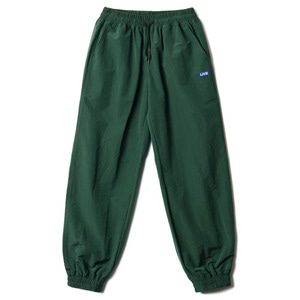 네스티팜, [NP] RIB TRACK PANTS DARK GREEN (NP18A063H) - 풋셀스토어