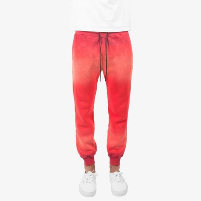 [도프]DOPE Crew Tour Sweatpants ORANGE - 풋셀스토어
