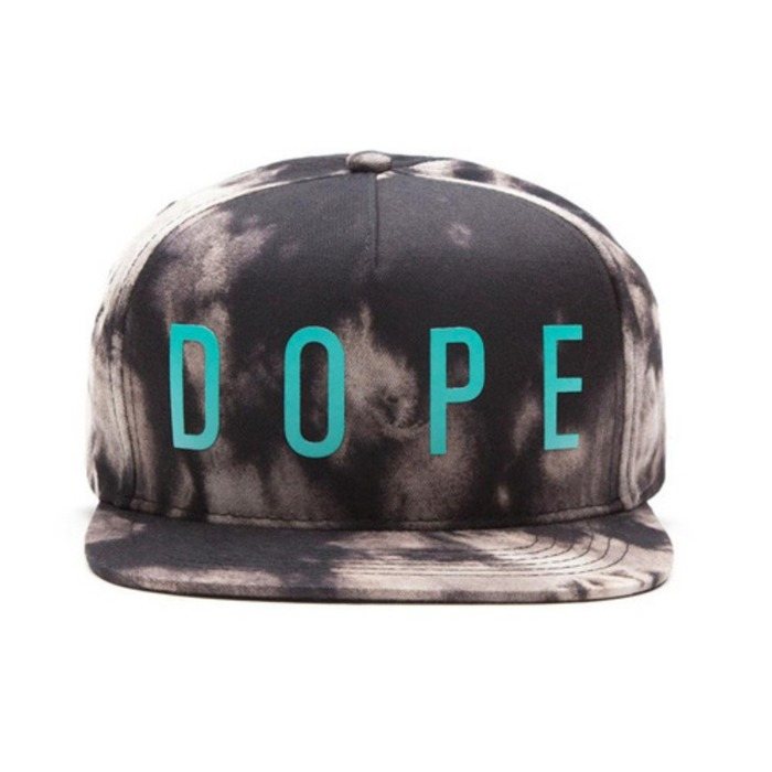 [도프]DOPE Cloud Wash Knockout Snapback - 풋셀스토어
