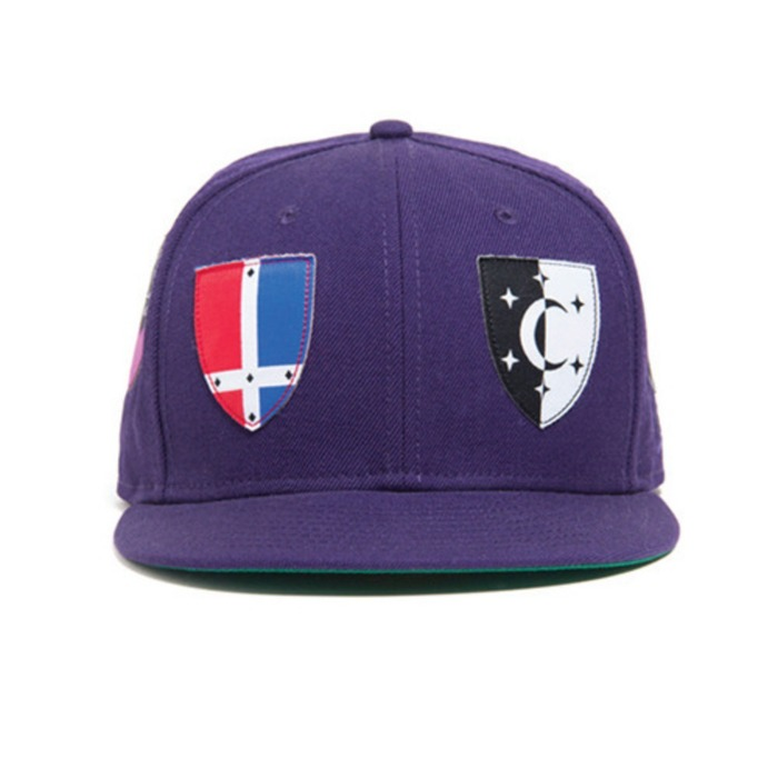 [블랙스케일]BLACK SCALE COMMANDER NEW ERA (PURPLE) - 풋셀스토어