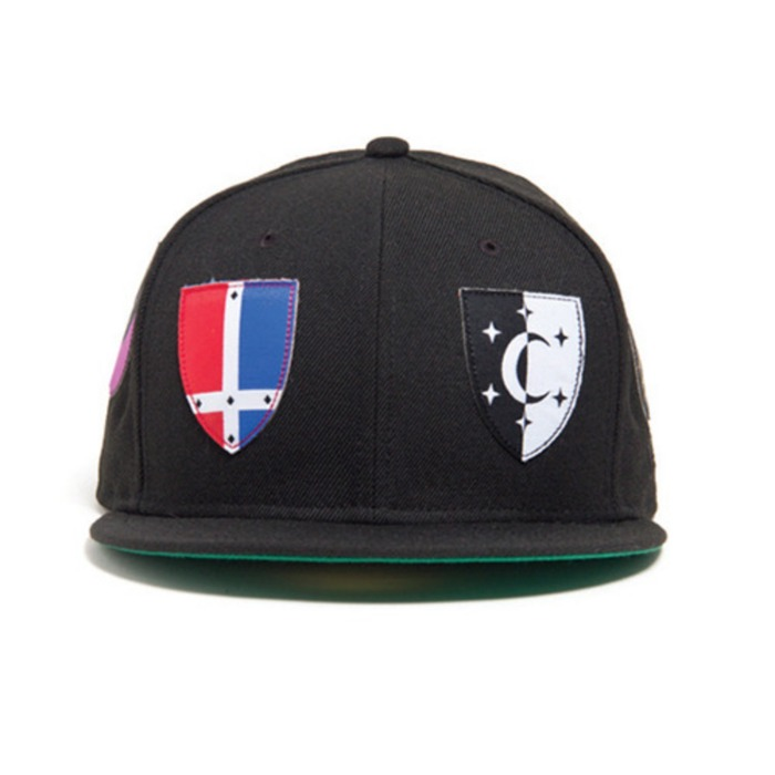 [블랙스케일]BLACK SCALE COMMANDER NEW ERA (BLACK) - 풋셀스토어
