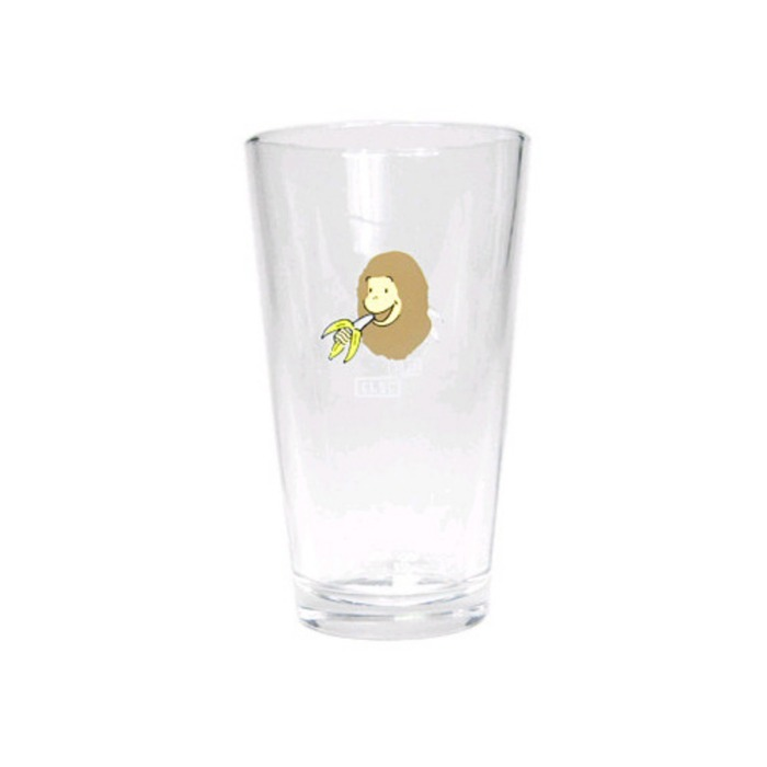 [씨엘에스씨]CLSC  A BATHING GEORGE PINT GLASS (Clear) - 풋셀스토어