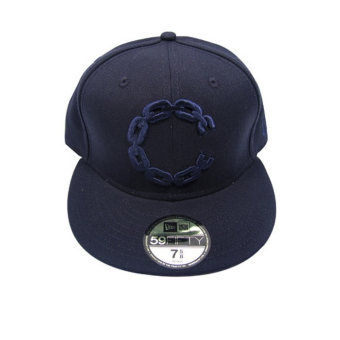 [크룩스앤캐슬]CROOKS & CASTLES NEW CHAIN C FITTED CAP [3] - 풋셀스토어