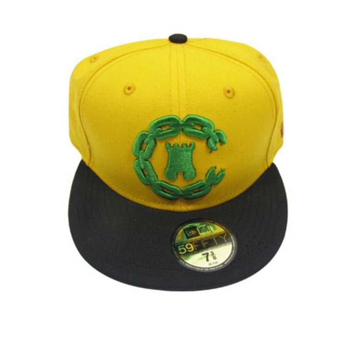 [크룩스앤캐슬]CROOKS & CASTLES NEW CHAIN & CASTLE FITTED CAP [5] - 풋셀스토어