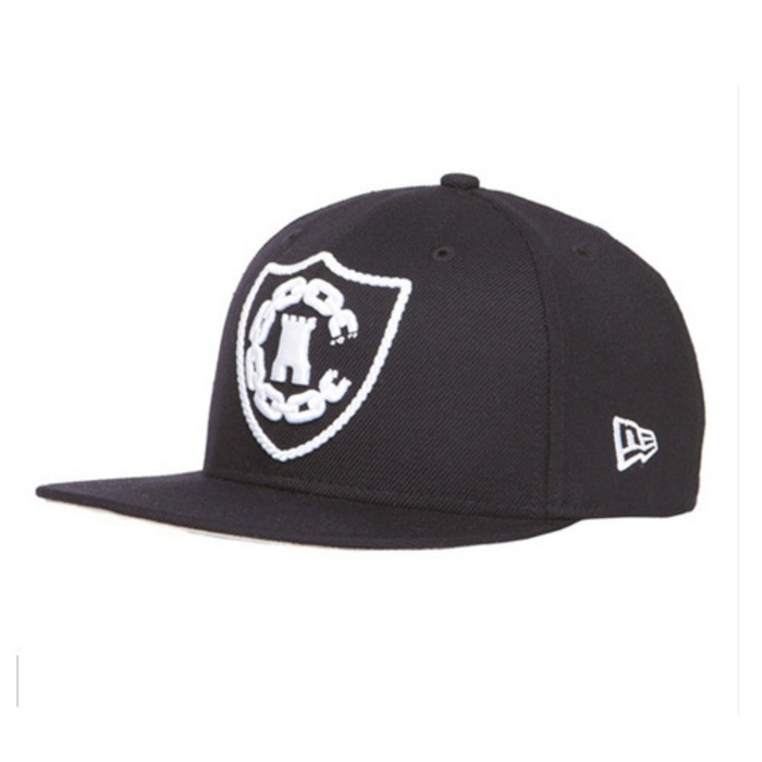 [크룩스앤캐슬]CROOKS & CASTLES CREST CHAIN C NEW ERA [3] - 풋셀스토어