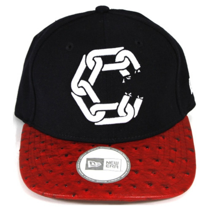[크룩스앤캐슬]CROOKS & CASTLES NEW CHAIN C Snapback [2] - 풋셀스토어