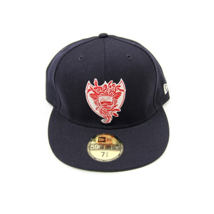 [크룩스앤캐슬]CROOKS & CASTLES MEDUSA SHIELD NEWERA [2] - 풋셀스토어