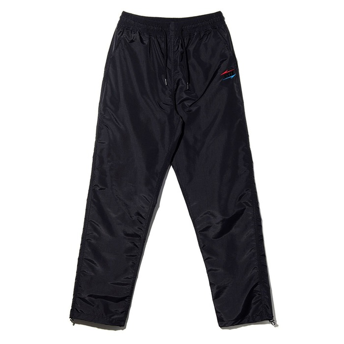 네스티킥, NSTK RB LT LOGO PANTS BLACK (NK18A068H) - 풋셀스토어