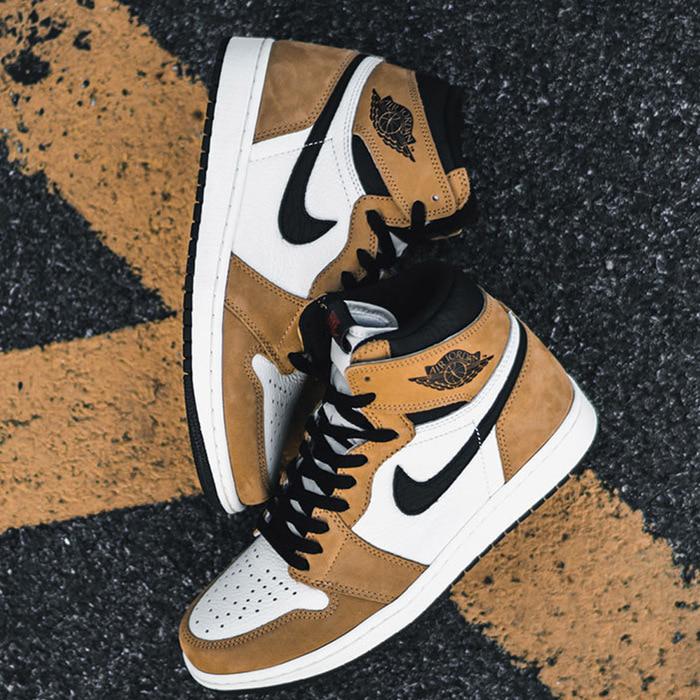 """에어조던1 ROY 컬러 한정, Nike Air Jordan 1 Retro High OG """"ROY"""", 555088-700 - 풋셀스토어"""