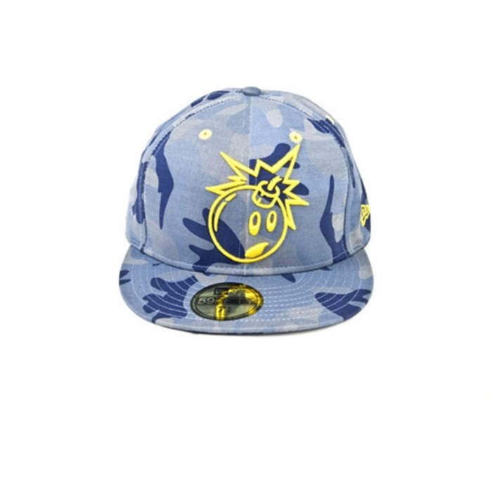 [더헌드레드]THE HUNDREDS ADAM CAMO NEW ERA CAP [2] - 풋셀스토어