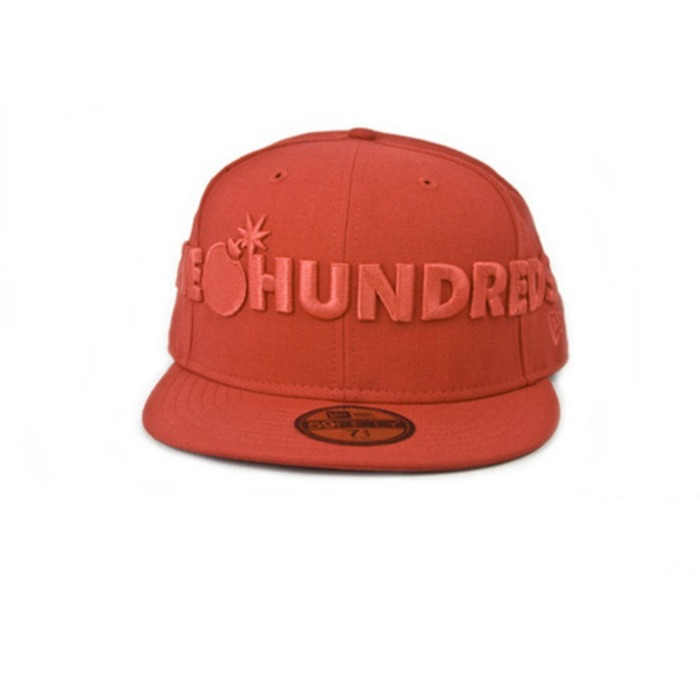 [더헌드레드]THE HUNDREDS BAR LOGO NEW ERA CAP [3] - 풋셀스토어