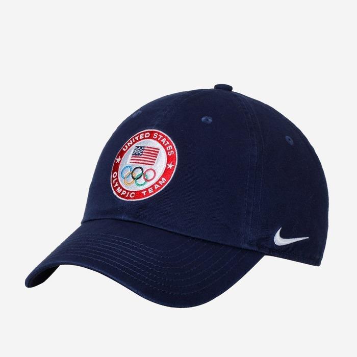 나이키 USA 미국 국가대표 로고 볼캡, Nike Team USA Campus Cap - 풋셀스토어