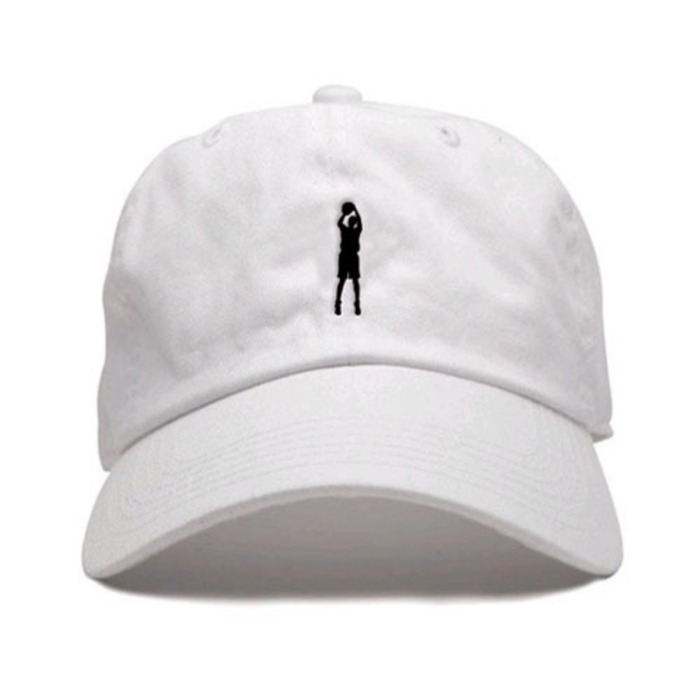 [애니메메스]ANY MEMES JUMPSHOT STRAPBACK (WHITE) - 풋셀스토어