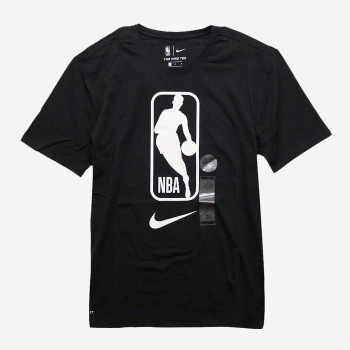 [해외] 나이키 NBA 로고 드라이핏 반팔티(블랙), NIKE NBA DRY TEE SS TEAM 31 - 풋셀스토어