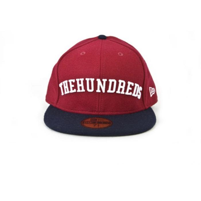[더헌드레드]THE HUNDREDS STATE NEW ERA CAP [2] - 풋셀스토어