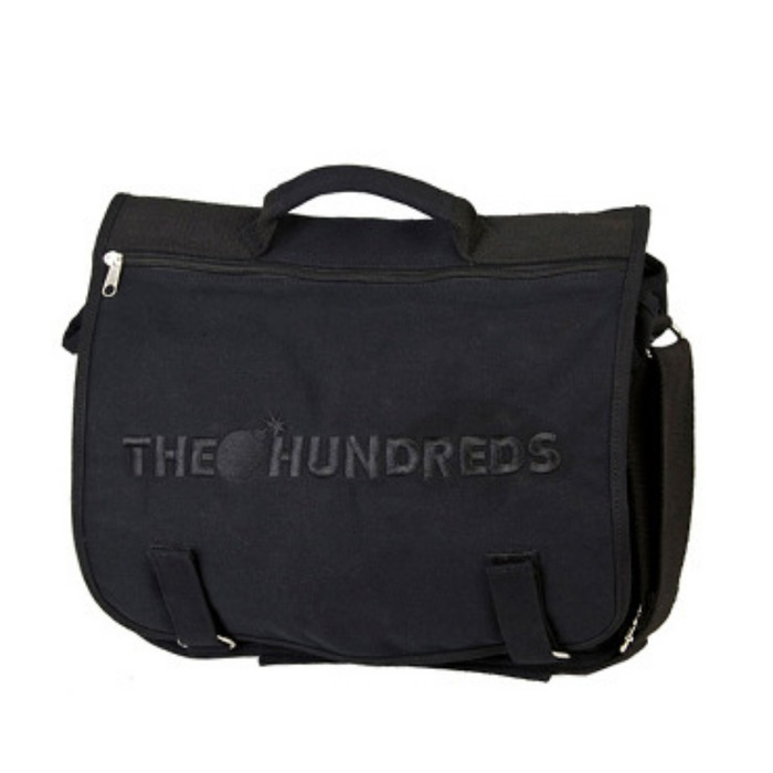 [더헌드레드]THE HUNDREDS PAIGE MESSENGER BAG [1] - 풋셀스토어