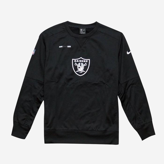 나이키 NFL 오클랜드 레이더스 맨투맨, NIKE NFL Oakland Raiders CREWW - 풋셀스토어