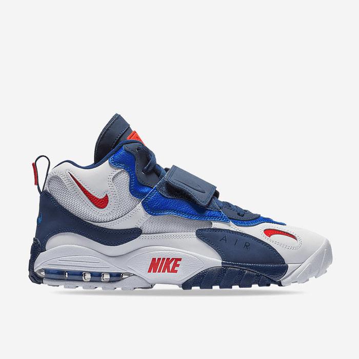 나이키 에어맥스 스피드 터프 건담, Nike Air Max Speed Turf, BV1165-100 - 풋셀스토어