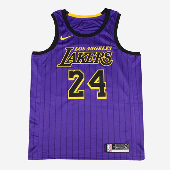 나이키 NBA LA 레이커스 코비 브라이언트 스윙맨 져지 AV4270-505 져지 - 풋셀스토어
