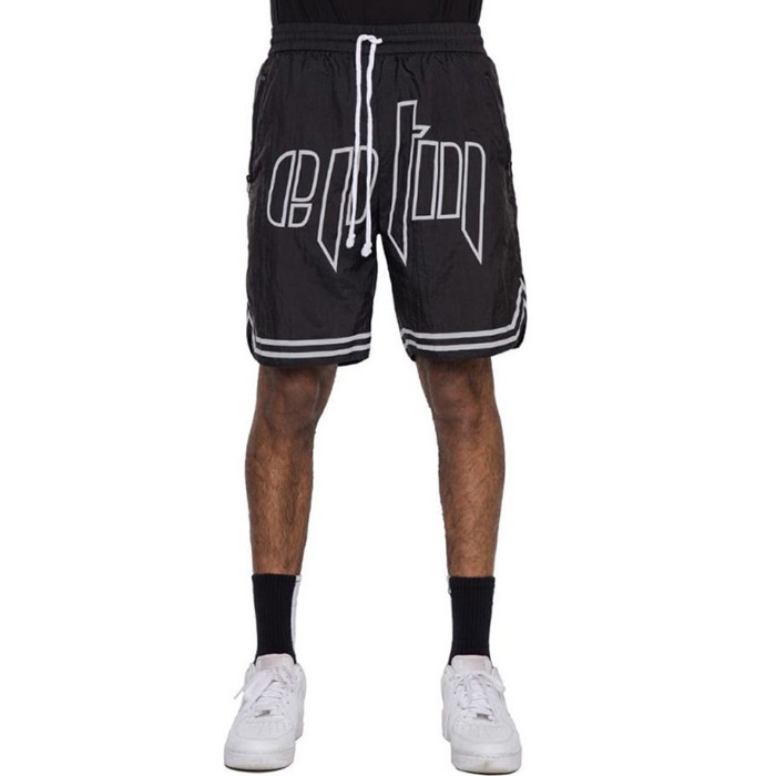 [EPTM] TACTICAL BASKETBALL SHORTS (BLACK) 농구 반바지 - 풋셀스토어