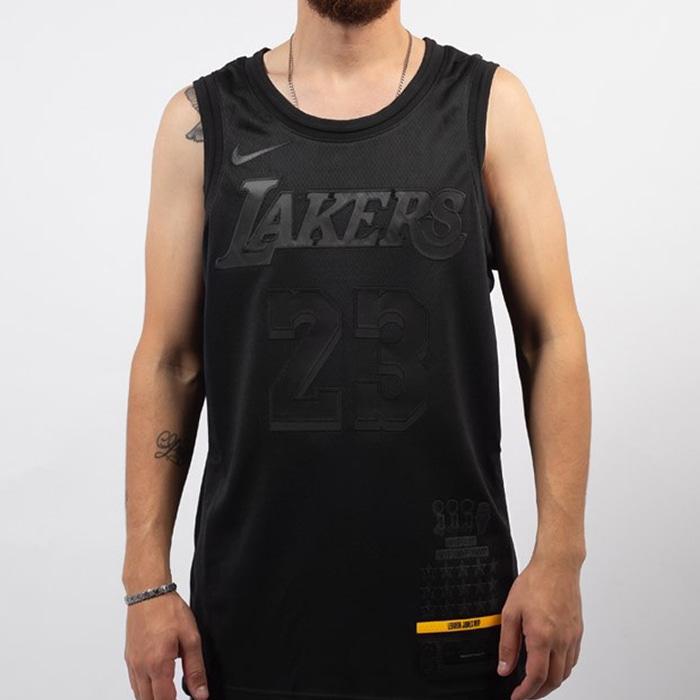 나이키 NBA LA 레이커스 르브론 제임스 MVP 스윙맨 져지 CI2030-010 농구저지 - 풋셀스토어