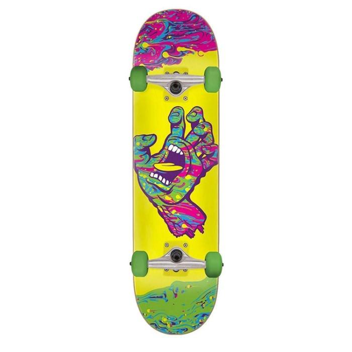산타크루즈 스케이트보드 SPILL HAND COMPLETE 7.75 X 31.4 - 풋셀스토어