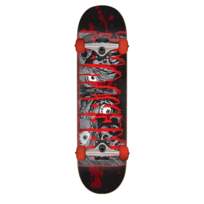 크리처 스케이트보드 LOGO FEAST COMPLETE 8.25 X 31.8 - 풋셀스토어