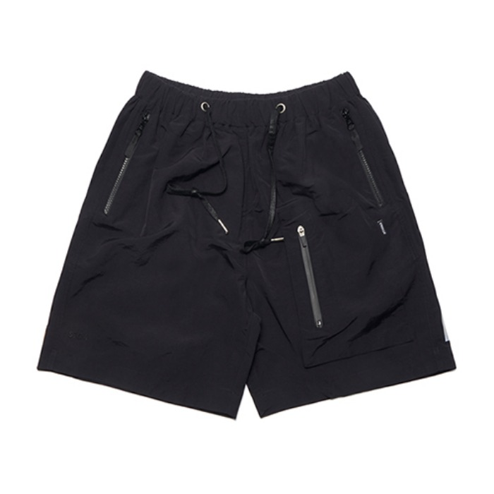 STIGMA STGM TECH SHORT PANTS BLACK - 풋셀스토어